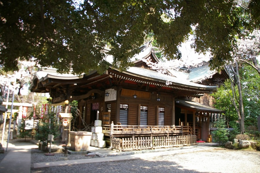 Zama Shrine - 1