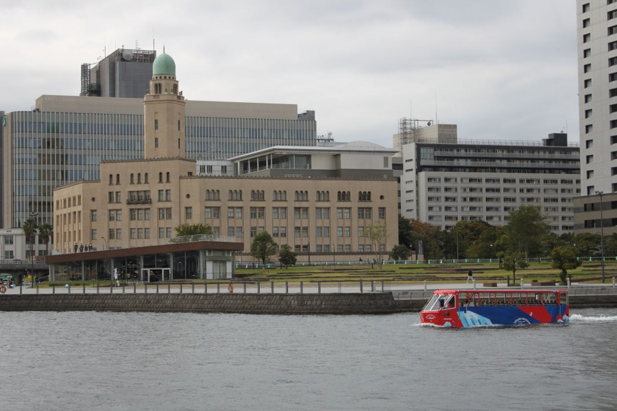 SKY DUCK Yokohama (Amphibienbus) - 2