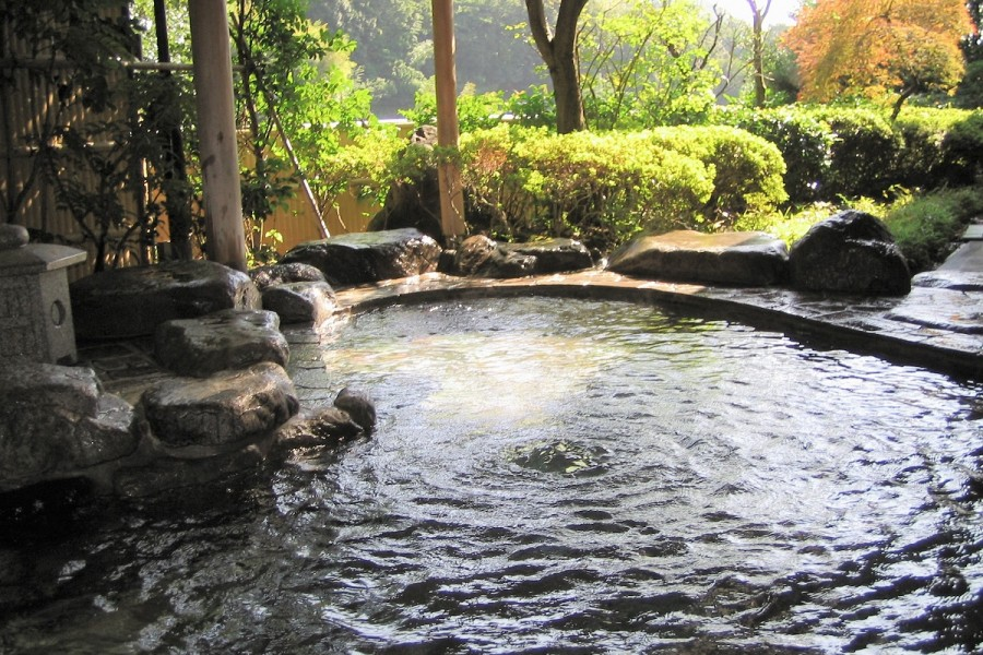 Kogome no yu (Hot Spring) - 1