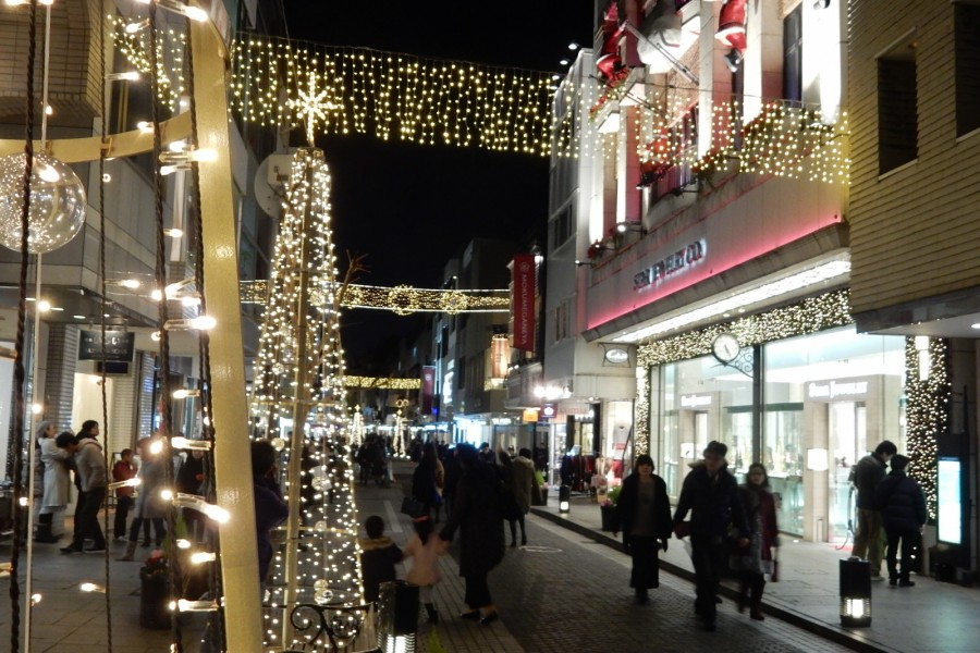 Motomachi Illumination - 2
