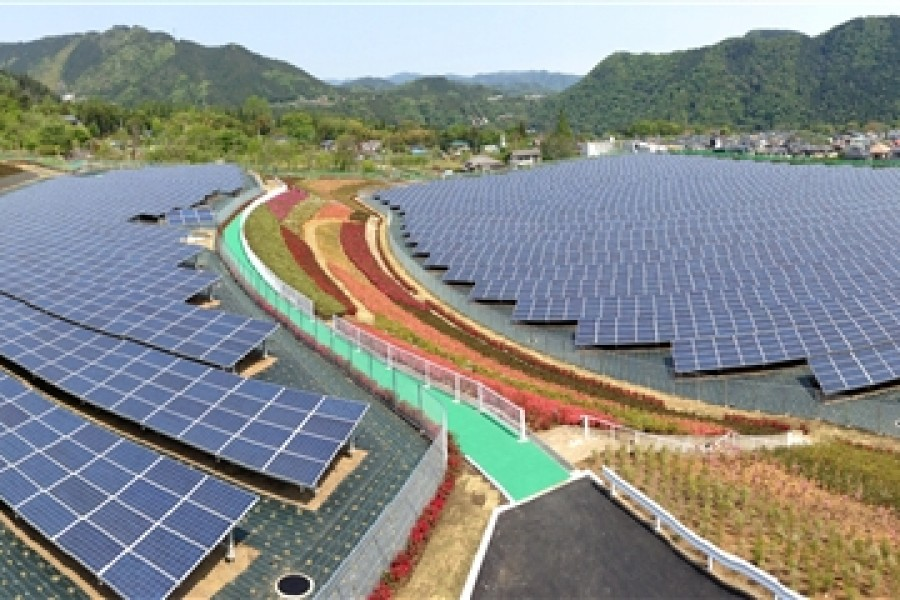 相川太阳能公园 - 1