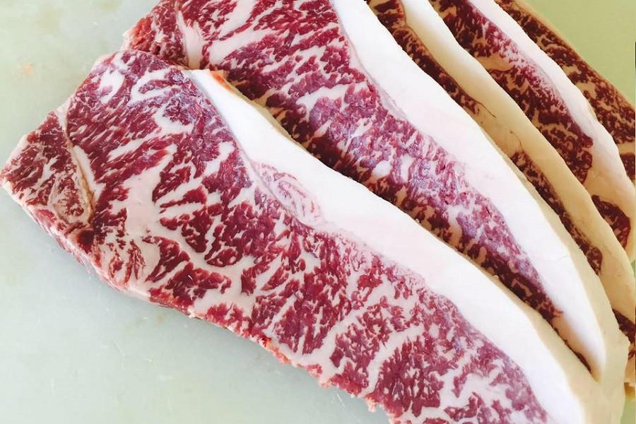 Saito Farm Chigasaki Rindfleischgeschäft