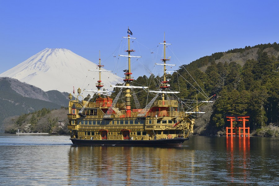 Hakone Sightseeing Cruise - 3