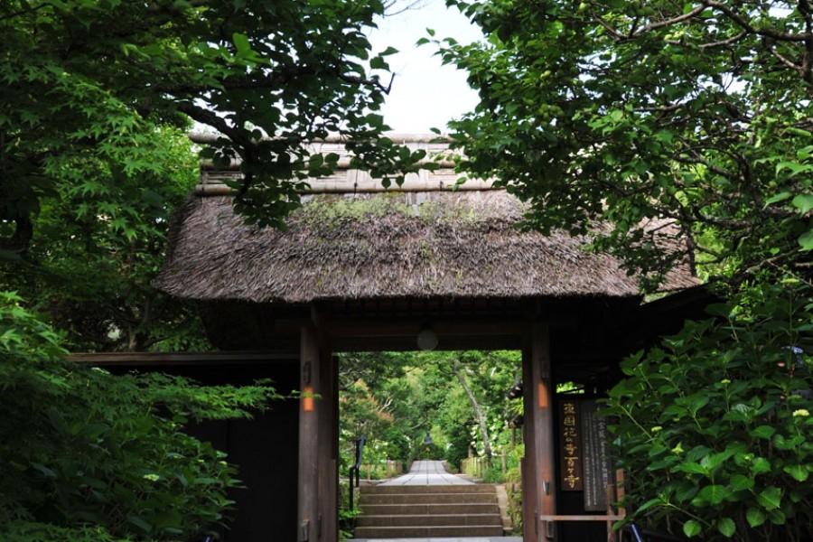 Le temple Tokkei-ji