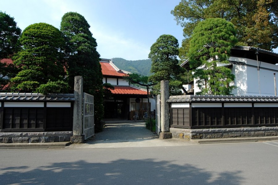 Nakazawa Sake Brewery - 1
