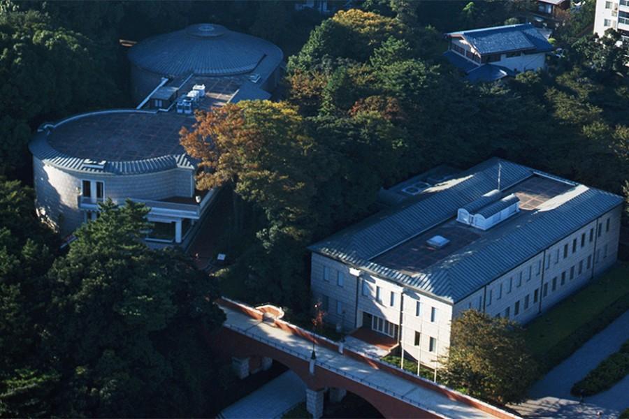 Kanagawa museum of modern literature