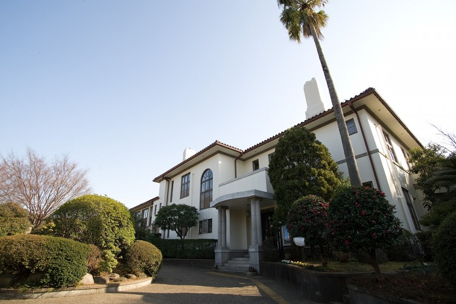 Ngôi nhà Anh ở Yokohama - 1