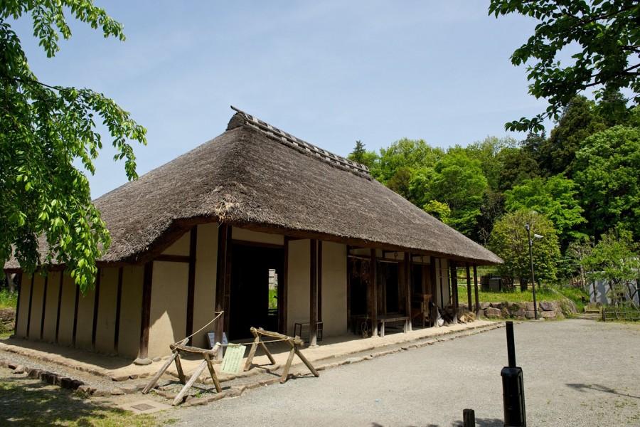향토 민가원(야마토 이즈미노모리 공원 소재) - 1