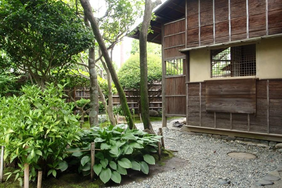 Shimazaki Tōson Altes Haus - 3