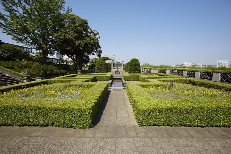 Yamate Italienischer Garten - 3