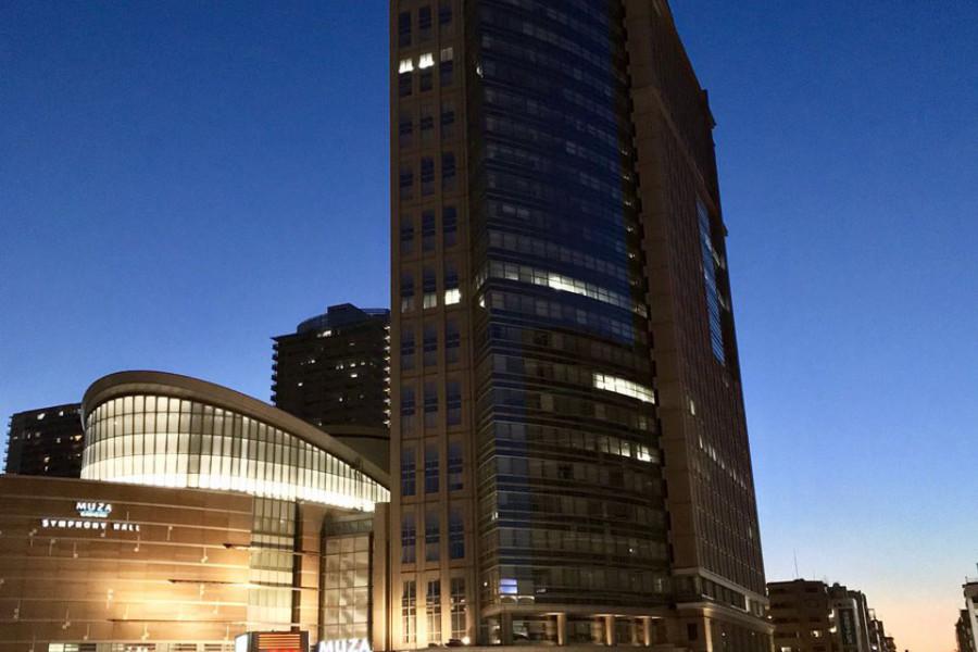 อาคารซิมโฟนี่ มุซะ คาวาสะกิ - 1