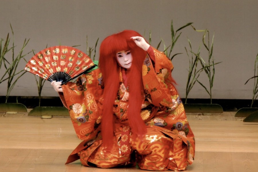 Nihon Buyo (danse traditionnelle japonaise)