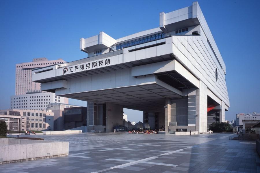 江户东京博物馆博物馆2017年10月1日至2018年3月31日因装修闭馆 - 2