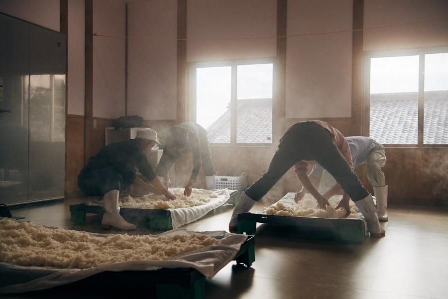 세토 슈조 텐 (일본 사케 제조공장) - 3