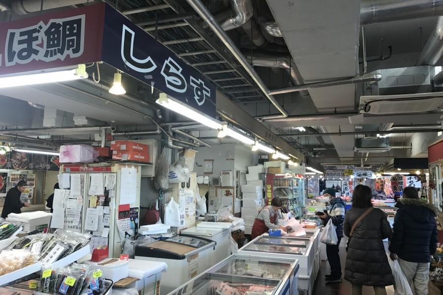 อุระริ มาเช่- ตลาดปลา-ตลาดผัก - 2