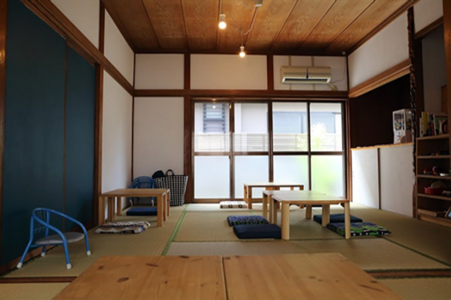 Oyako Cafe Joy (Cafe in old Japanese house) - 1