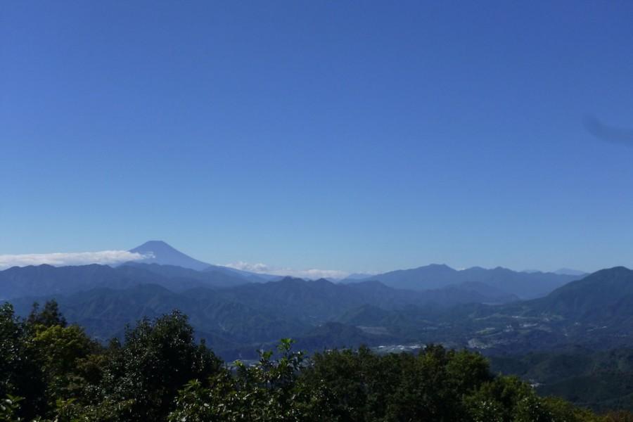 진바 산  - 1