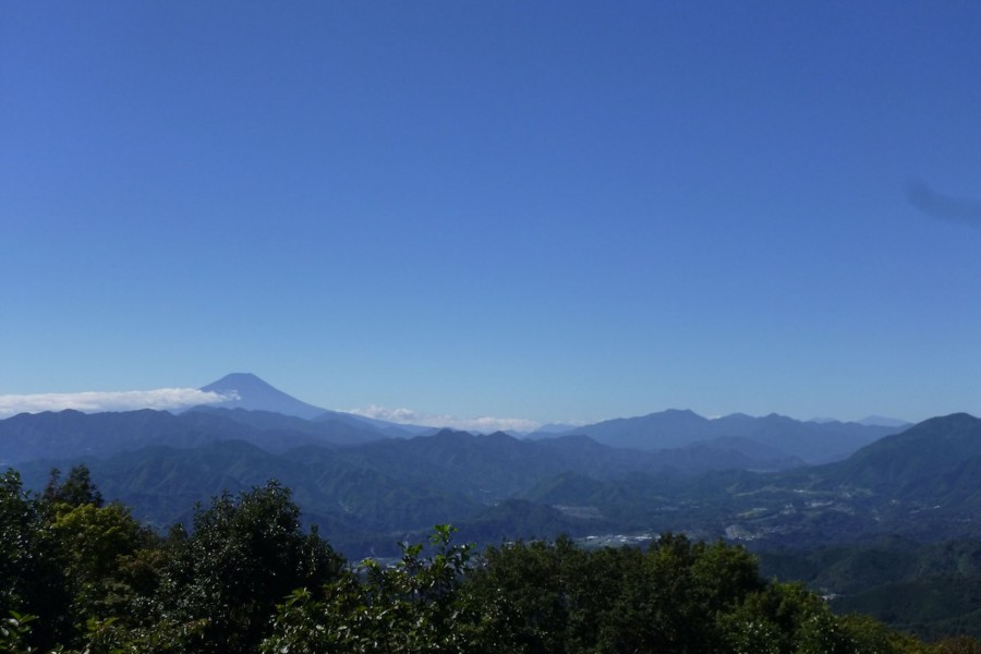 Mount Jinba - 1