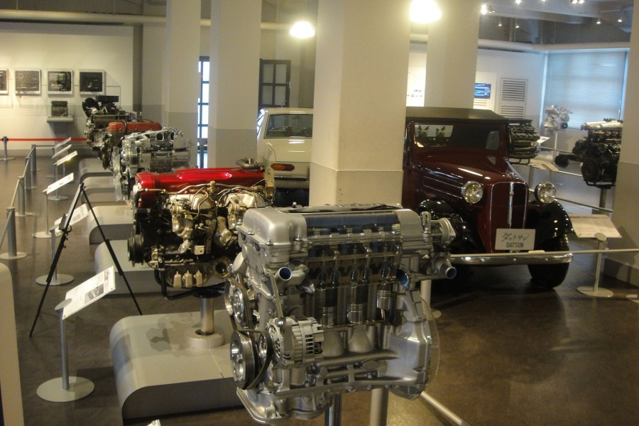 Nissan Engine Museum - 1