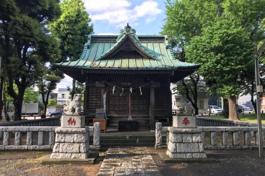Wakamiya Hachimangu Schrein - 1