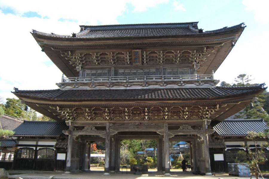 Cổng chùa Sōji