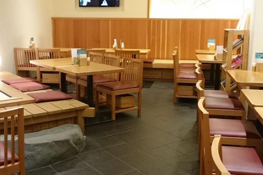 Zen Cafe, Zagetsu Kazuha (CIAL Tsurumi) - 2