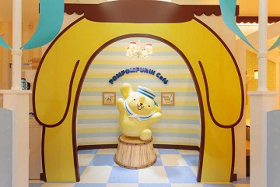 포무포무 푸딩 카페 - 1