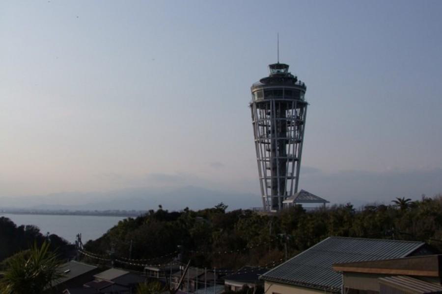 江の島サムエル・コッキング苑、江の島シーキャンドル - 2