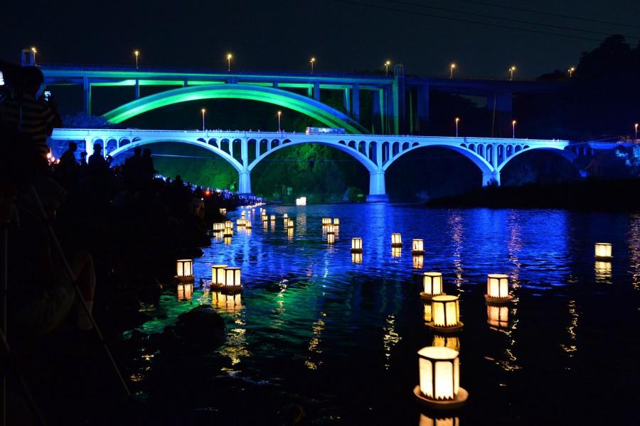 Cầu Ogura và ngắm nhìn dòng chảy của sông Sagami - 2