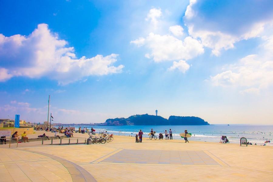 Shonan Beach Park - 1