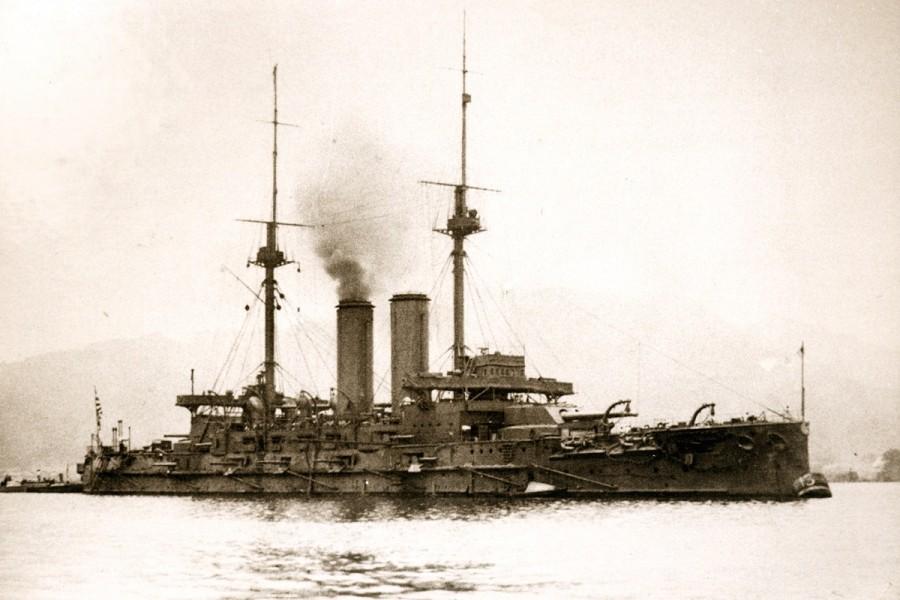 紀念艦「三笠號」 - 2