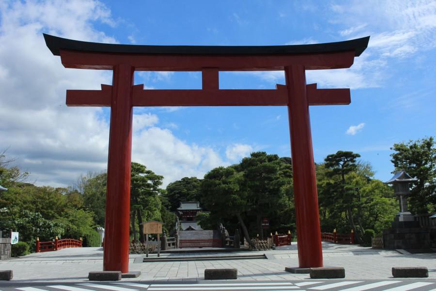 Cổng torii San-no