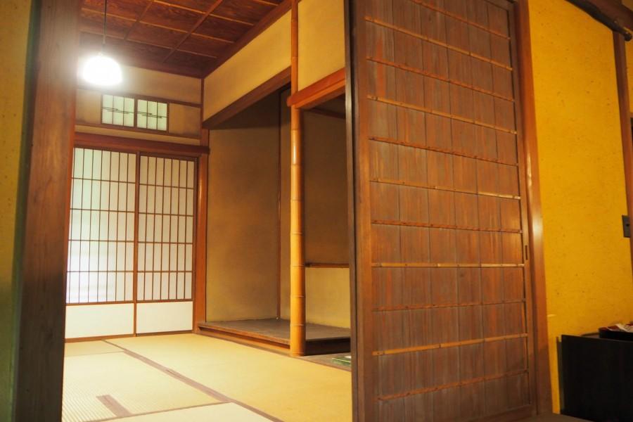 旧松本剛吉別邸・茶室「雨香亭」 - 2