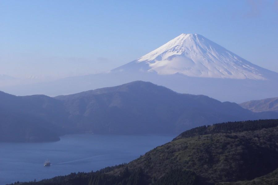 Taikanzan Mountain - 2