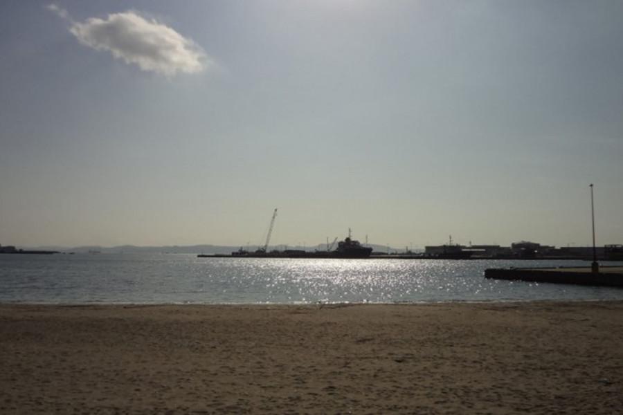 久里滨港 - 1