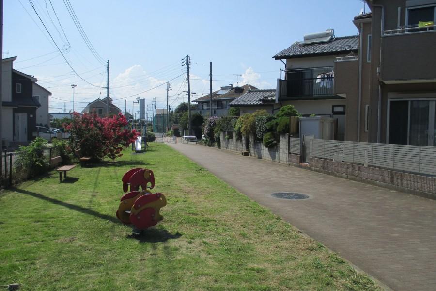 Yokohama Suido Michi Greenway