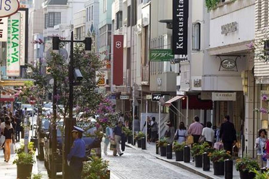 ถนนช้อปปิ้งโมะโตะมะชิ - 2