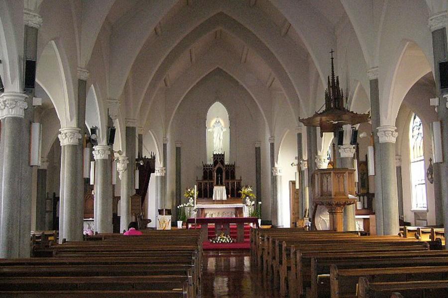 天主教山手教会 - 2