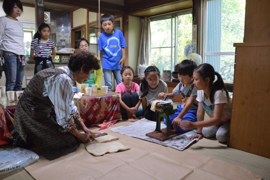 Satoyama Nature Experience Tour (Fujino Satoyama Experience)  - 2