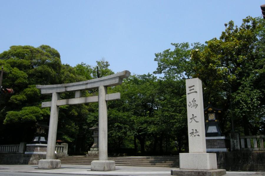 Le sanctuaire Mishimataisha - 2
