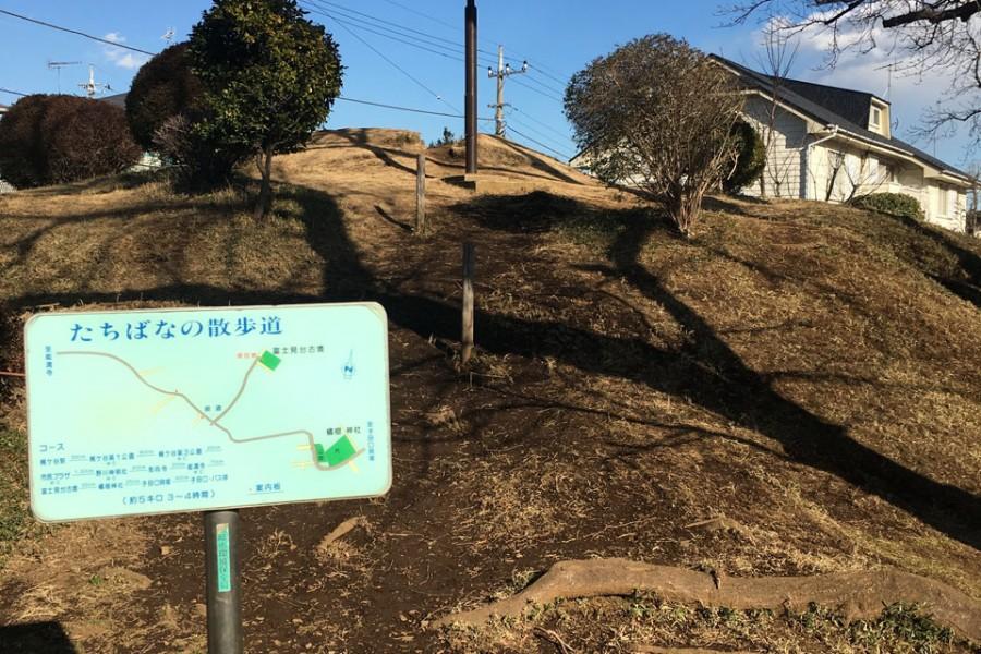 Le sanctuaire Tachibana et l'ancienne tombe Fujimidai - 1