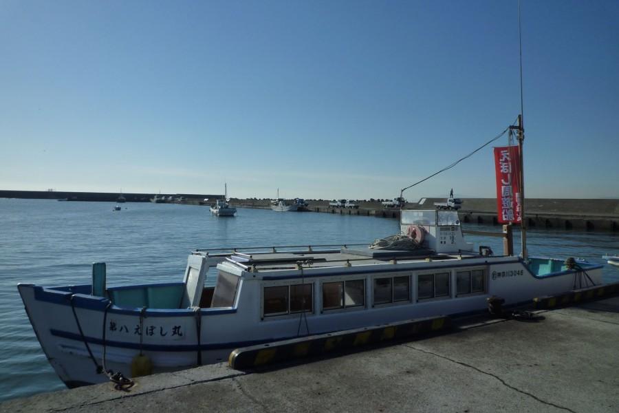 ล่องเรือชมหินเอะโบะชิ - 2