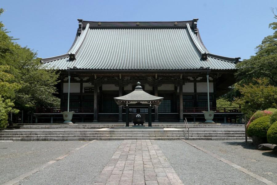 遊行寺(大銀杏樹、藤澤遊行寺古董跳蚤市場) - 2