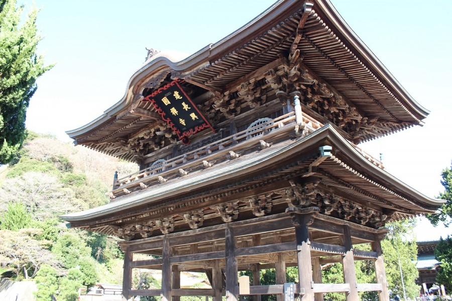 Temple Kenchō-ji - 1