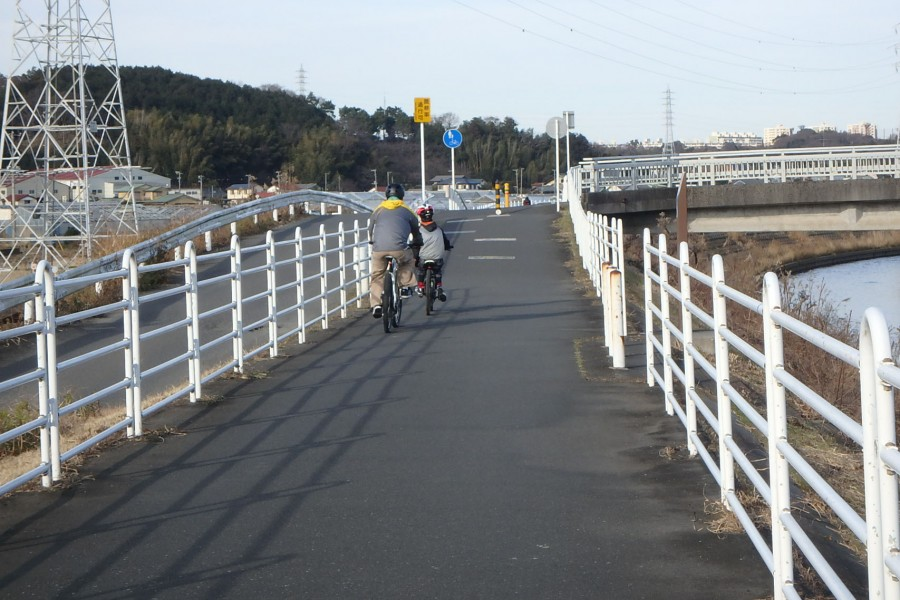 Sakaigawa cycling road - 3