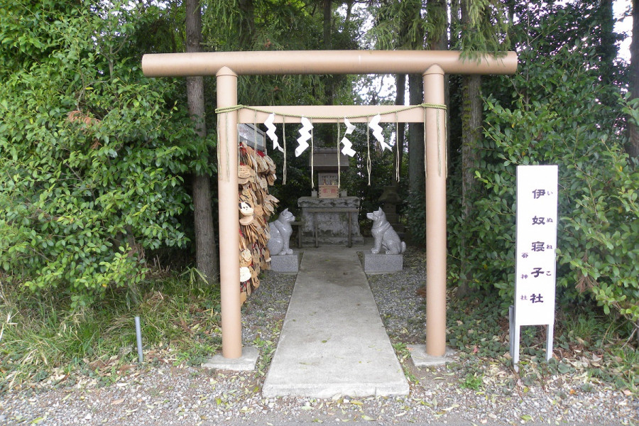 Zama Shrine - 2