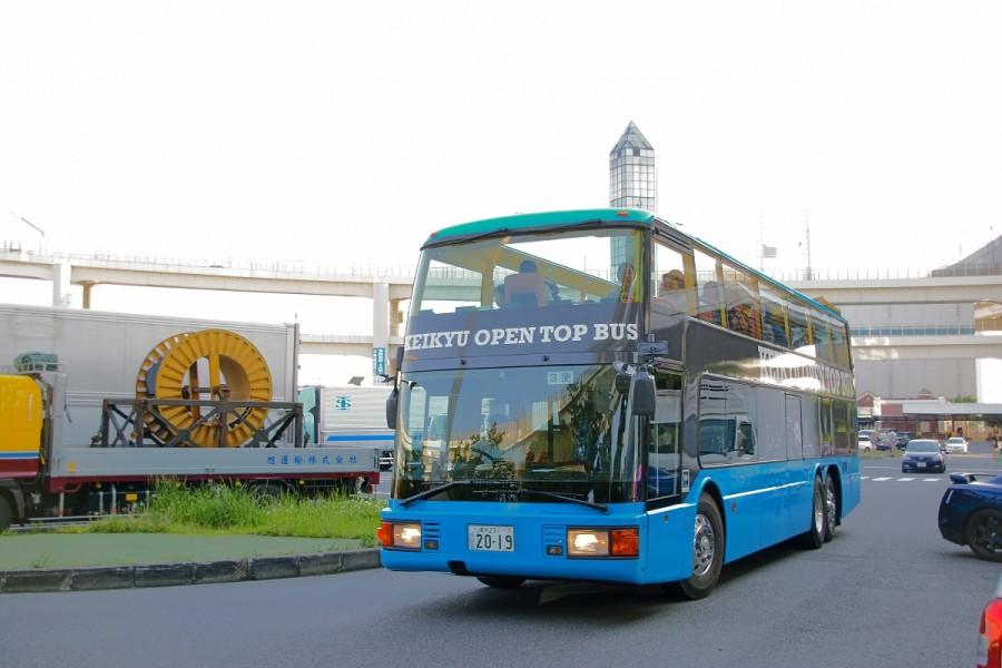 รถบัสชมเมืองเคคิว  - 3
