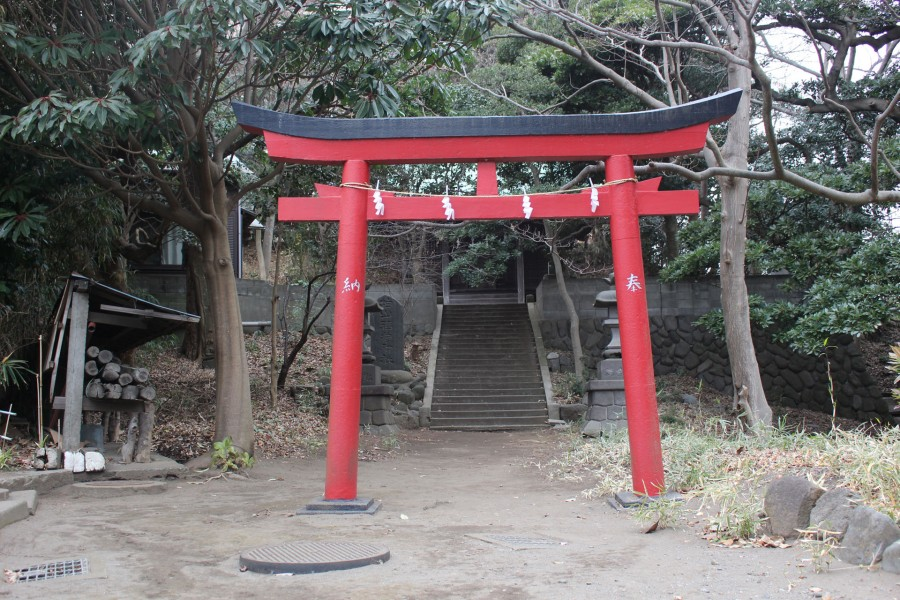 Kashiwayama-inari Shrine / Itsukushima Shrine  - 2