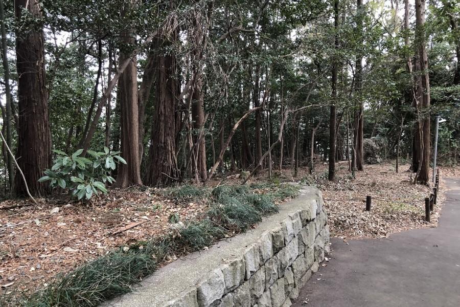 亀井六郎屋敷跡 - 1