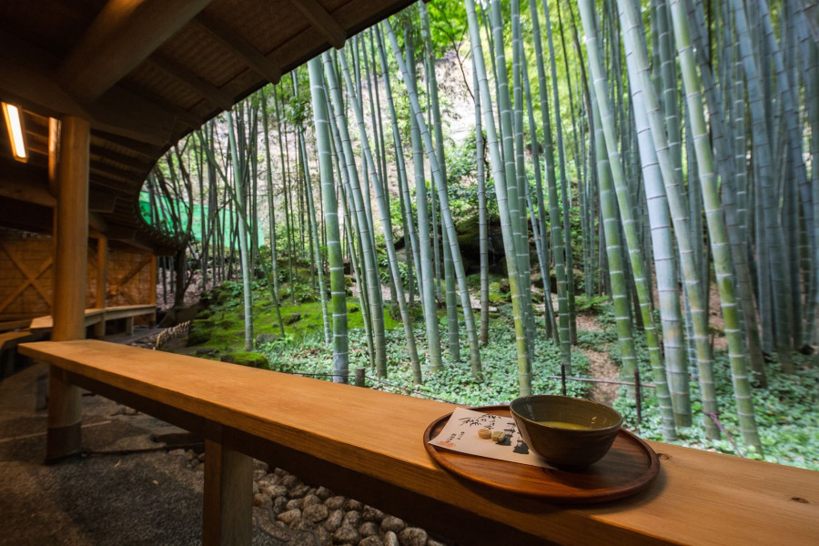 Hokoku-ji Temple - 5